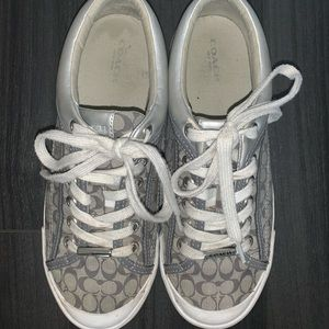 Coach Bobbey Sneakers Womens Size 7
